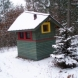 Photo by Sylvestre Construction Inc. Outhouse - thumbnail