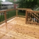 Photo by Juranek Home Improvement. Cedar Deck - thumbnail