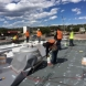 Photo by Divine Roofing, Inc.. Commercial re-roof  - thumbnail