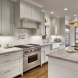 Photo by Blackline Renovations. Kitchen & Hall Bath Remodel - thumbnail