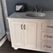Photo by Rockland Interiors. Overdue Overhaul White Kitchen - thumbnail