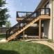 Photo by Juranek Home Improvement. Azek Deck with Cedar Rim Joists - thumbnail