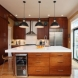 Photo by New England Design & Construction. Kitchen and Powder Room Remodel - thumbnail