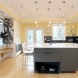 Photo by New England Design & Construction. Kitchen and powder room - thumbnail
