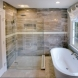 Photo by RI Kitchen & Bath. Spa Bathroom  - thumbnail
