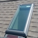 Photo by Waddle Exteriors. New Roof_SolarSkylights_Roof_GutterTopper - thumbnail