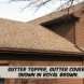 Photo by Waddle Exteriors. Gutter Topper - thumbnail