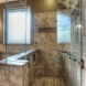 Photo by Curb Appeal Renovations. Master bath remodel - thumbnail