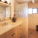 Photo by Talmadge Construction, Inc. Universal Design Bathroom with Curbless Shower - thumbnail