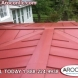 Photo by Arocon Roofing and Construction. Metal Roof Project - thumbnail