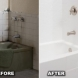 Photo by BathWraps. Before and After - thumbnail