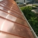 Photo by BRAX Roofing. Copper standing seam roof replacement  - thumbnail