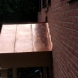 Photo by BRAX Roofing. Copper roof over front door  - thumbnail