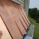 Photo by BRAX Roofing. Copper standing seam bay window  - thumbnail