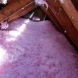 Photo by BRAX Roofing. R60 Owens corning pro cat attic insulation  - thumbnail