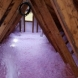 Photo by BRAX Roofing. Attic insulation  - thumbnail