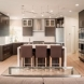 Photo by HC Remodel & Design. Chocolate Brown Modern Main Level Update - thumbnail