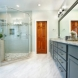 Photo by Pat Scales Remodeling. Dublin Master Bath  - thumbnail