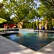 Photo by Pool Environments. Contemporary Pool Renovation - thumbnail