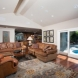 Photo by Valley Home Builders. Family Room - thumbnail