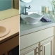 Photo by Granite Transformations of Jacksonville. Before & After - thumbnail