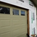 Photo by Masters Exteriors. James Hardie - Body Heathered Moss/Trim Sail Cloth - thumbnail