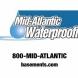 Photo by Mid-Atlantic Waterproofing. Mid-Atlantic Waterproofing - thumbnail