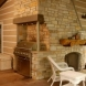 Photo by Thelen Total Construction Inc. Rustic Log Home Get-Away - thumbnail