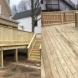 Photo by Beantown Home Improvements. New Deck in Rockland - thumbnail