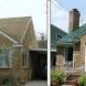 Photo by American Metal Roofs Inc.. Before & After - thumbnail