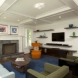 Photo by Landis Architects/Builders. Mondrian Inspired Custom Cabinets in Bethesda, MD Home - thumbnail
