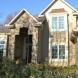 Photo by Johnson County Siding & Window Co.. Centurion Stone Siding Installation in Kansas City by Johnson County Siding & Window Co., Inc. - thumbnail
