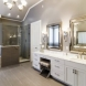 Photo by Hatfield Builders & Remodelers. Beckington Master Bathroom - thumbnail