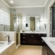 Photo by Hatfield Builders & Remodelers. Bush Master Bathroom - thumbnail