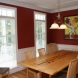 Photo by NewSouth Window Solutions. Double Hung Windows in Living Room - thumbnail