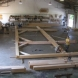 Photo by Lancaster County Timber Frames, Inc.. Timber Frame Barn - thumbnail