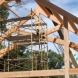 Photo by Lancaster County Timber Frames, Inc.. Private Residence - thumbnail