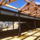 Photo by Lancaster County Timber Frames, Inc.. Retirement Community Dining Hall - thumbnail