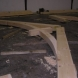 Photo by Lancaster County Timber Frames, Inc.. Pine Timber Frame - thumbnail