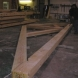 Photo by Lancaster County Timber Frames, Inc.. Timber Framed Church Addition - thumbnail