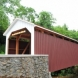 Photo by Lancaster County Timber Frames, Inc.. Replace Covered Bridge - thumbnail