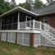 Photo by Miller Building & Remodeling, LLC. Screen Porch & Deck Renovations - thumbnail