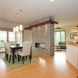 Photo by Degnan Design-Build-Remodel of Madison. Contemporary Fireplace - thumbnail