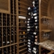 Photo by Kirkpatrick's Construction. Award Winning Wine Cellar - thumbnail