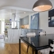 Photo by Wentworth, Inc.. Townhouse kitchen remodel - thumbnail