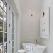 Photo by Wentworth, Inc.. Luxurious master bathroom - thumbnail