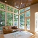 Photo by Wentworth, Inc.. Sunroom addition for a gardener - thumbnail