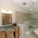 Photo by Kirkpatrick's Construction. Elegant Bathroom - thumbnail