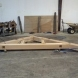 Photo by Lancaster County Timber Frames, Inc.. Hybrid Timber Framing for Ohio Residence - thumbnail