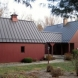 Photo by Classic Metal Roofs, LLC. aluminum standing seam in the color dark bronze - thumbnail